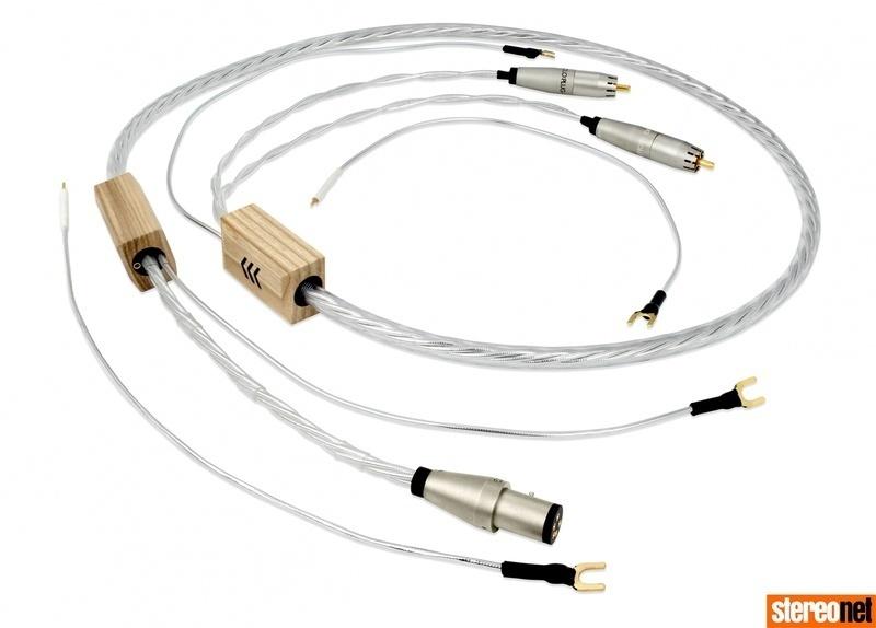Nordost công bố dây phono đầu bảng Odin 2 Tonearm Cable +
