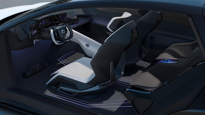 Mark Levinson ra mắt hệ thống âm thanh cho xe ô tô điện Lexus thế hệ mới