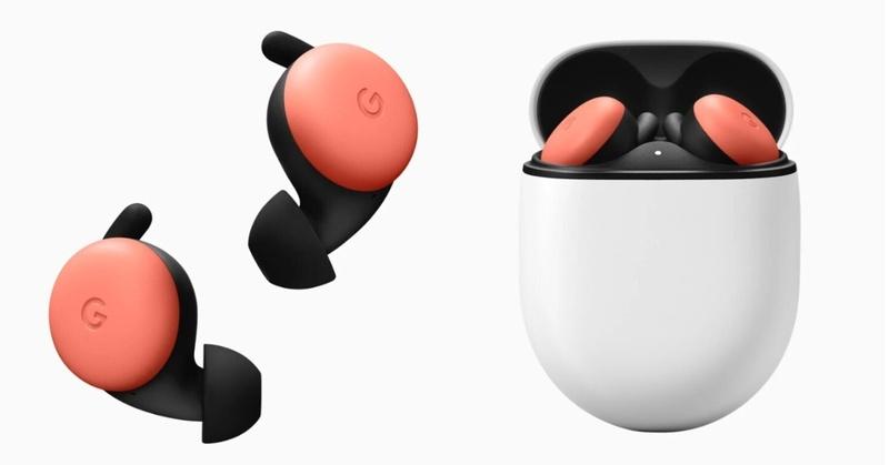 Google hé lộ tai nghe true wireless Pixel Buds A