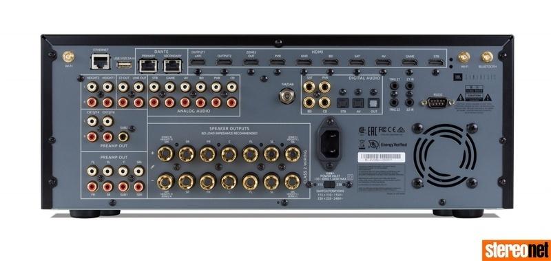 JBL Synthesis mở bán bộ đôi SDR-35 và SDP-55
