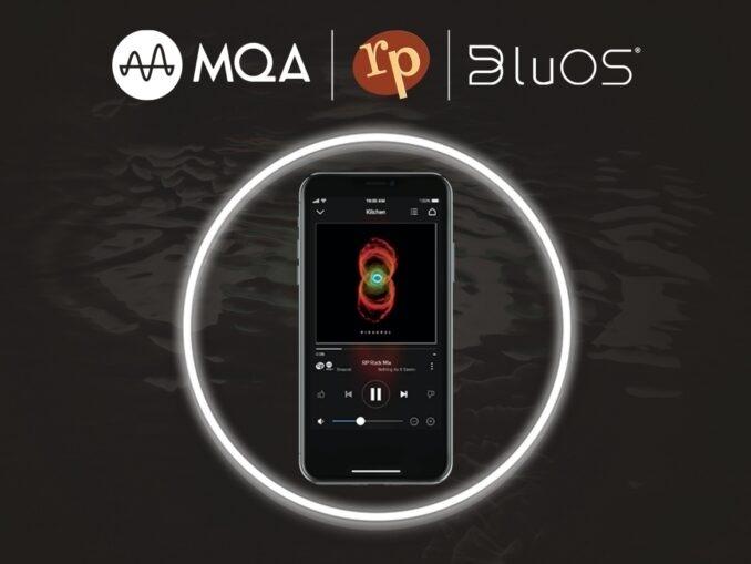 Trạm internet radio MQA đầu tiên chuẩn bị có mặt trên nền tảng BluOS
