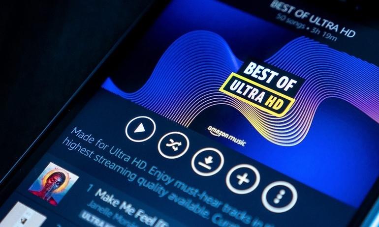 Kho nhạc Amazon Music HD chính thức