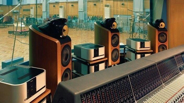 B&W và Abbey Road Studios mở rộng quan hệ hợp tác, tập trung vào mảng âm thanh xe hơi