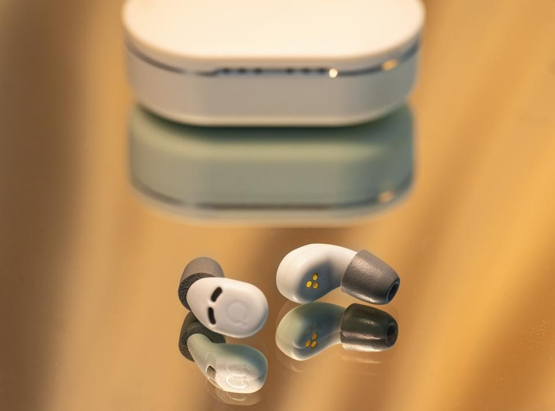 QuietOn 3: Chiếc tai nghe true-wireless siêu nhỏ để hỗ trợ giấc ngủ