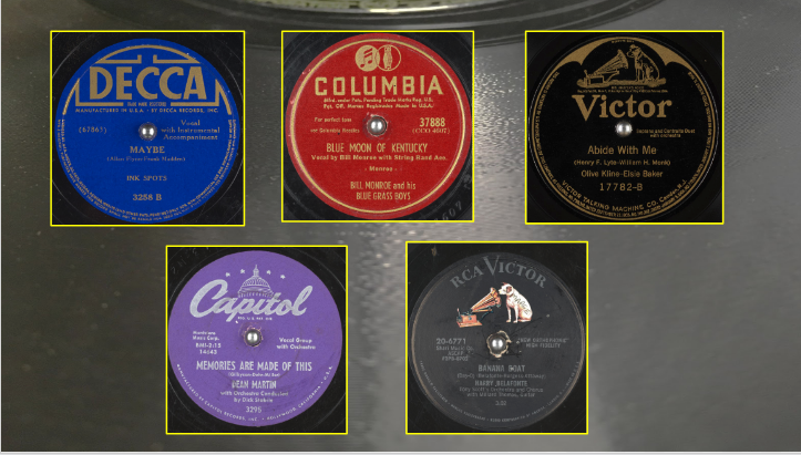 Tìm hiểu quá trình số hóa đĩa vinyl 78rpm tại Internet Archive