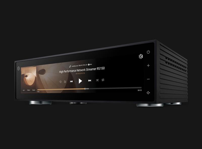 HiFi Rose giới thiệu bộ đôi network streamer cao cấp RS201 E và RS150