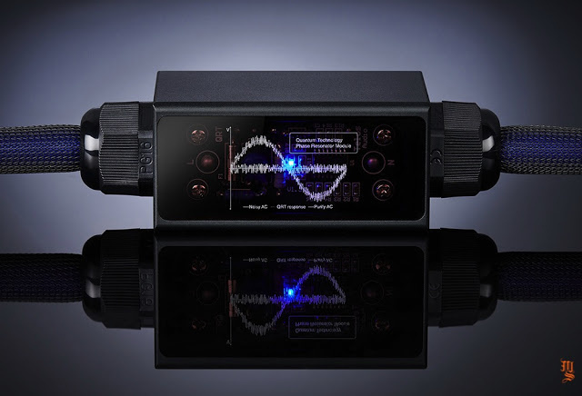 Telos Audio Design hé lộ dây nguồn cao cấp Quantum Active