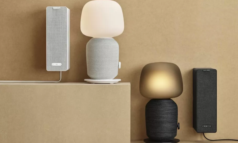 Rò rỉ lịch ra mắt loạt loa Symfonisk mới của Sonos và IKEA