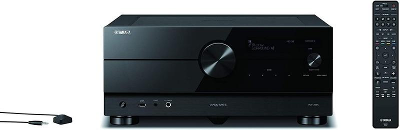 Yamaha hé lộ loạt AV Receiver 8K đầu bảng sử dụng HDMI 2.1