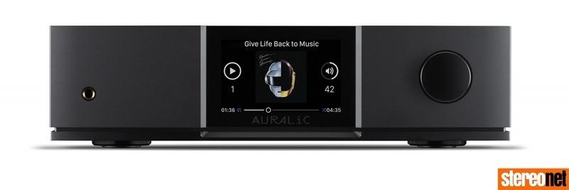 Auralic chính thức mở bán đầu network streamer Altair G2.1