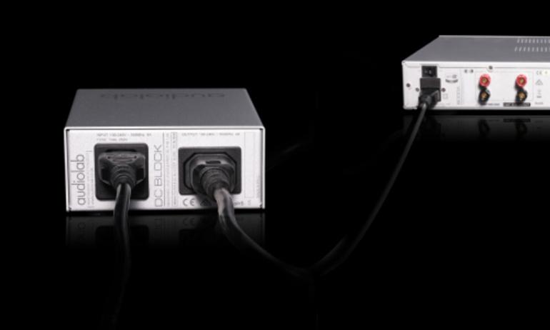 Audiolab trình làng bộ lọc nhiễu DC Block