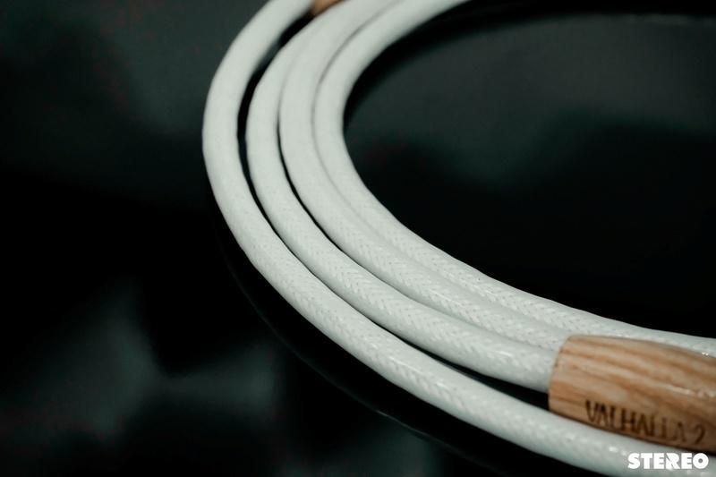 Dây LAN đầu bảng Valhalla 2 Reference Ethernet mới nhất từ Nordost