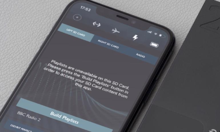 Chord Electronics tung bản cập nhật mới cho ứng dụng Gofigure