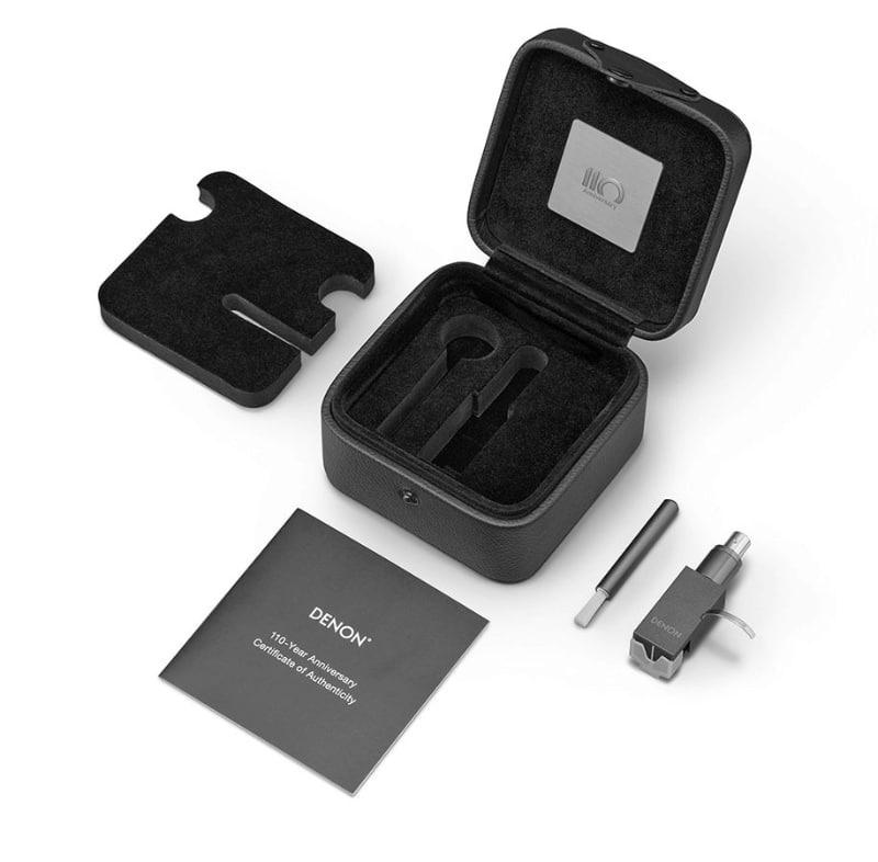 MC Cartridge Denon DL-A110: Kế thừa thành công từ huyền thoại DL-103