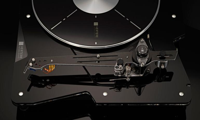 Vertere Acoustics tung teaser giới thiệu mâm đĩa than DG-1 Dynamic Groove