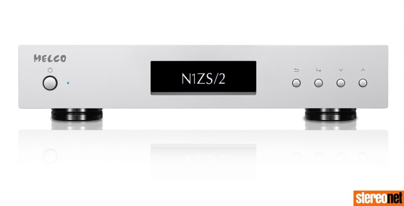 Melco ra mắt phiên bản nâng cấp của dòng music server N1Z, giá không đổi