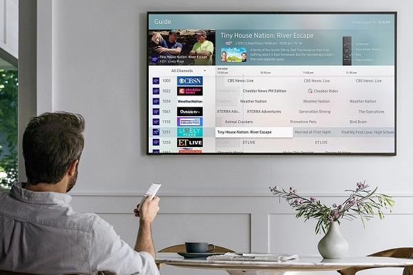 Samsung tiết lộ kế hoạch phát triển công nghệ hiển thị TV hoàn toàn mới