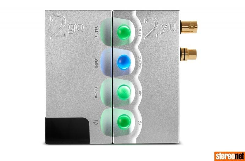 Chord Electronics chính thức mở  bán digital interface 2yu cho 2go