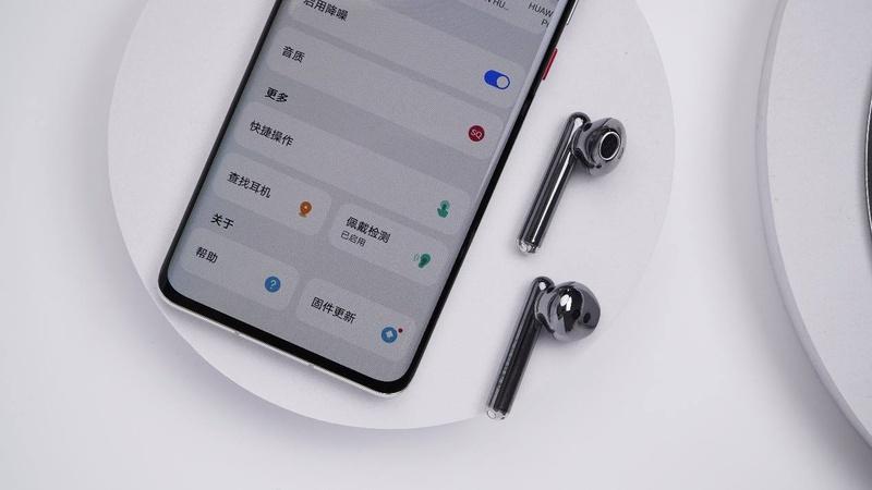 Huawei Freebuds 4: Thiết kế chống ồn dạng open-fit, có Adaptive Ear Matching