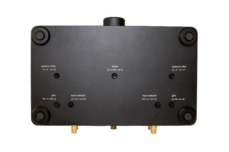 Phono Preamp/Headamp Clearaudio Balance V2