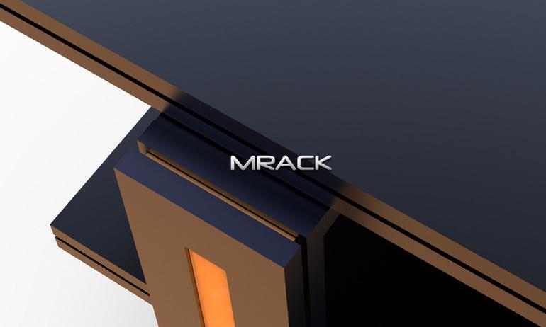 Theo dõi quá trình lắp đặt kệ máy hi-end Magico MRACK