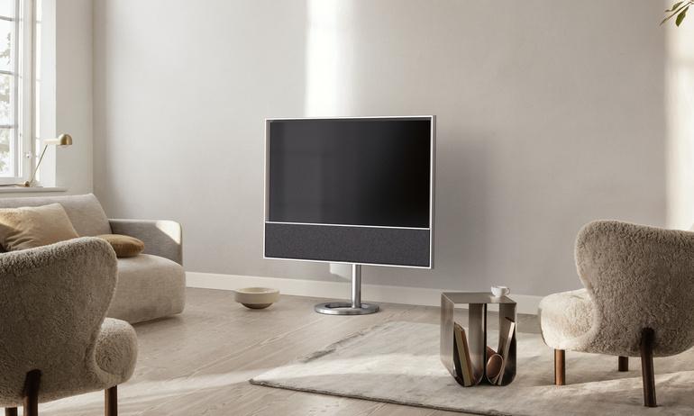 Bang & Olufsen giới thiệu phiên bản 55 inch của TV OLED Beovision Contour
