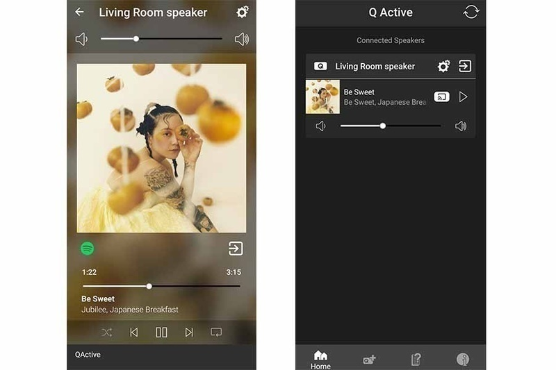 Q Acoustic ra mắt ứng dụng điều khiển dành cho Q Active Series