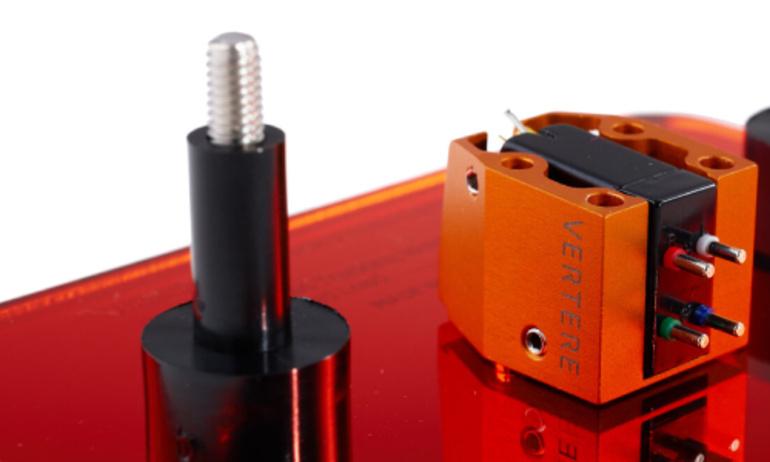 Vertere Acoustics trình làng kim đĩa than MM Sabre