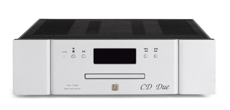 Thu gọn hệ thống hi-end với đầu CD đa năng Unison Research Unicon CD Due