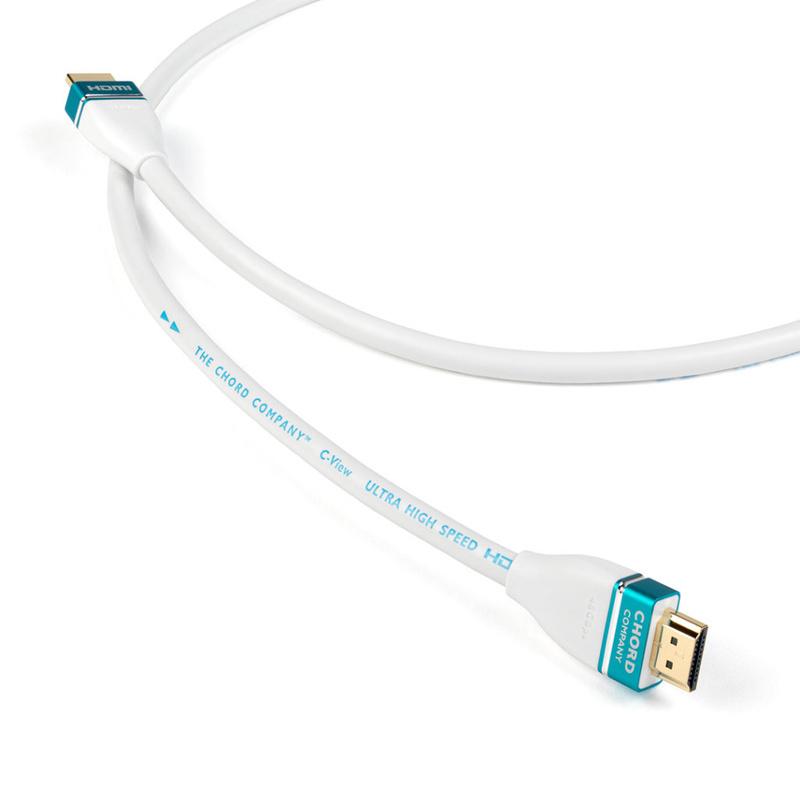Chord Company giới thiệu dòng dây C-View 2.1 HDMI thế hệ mới