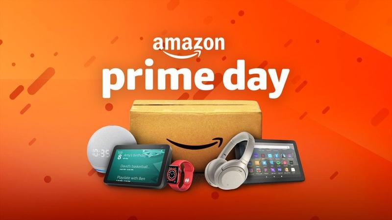 Amazon công bố thời điểm chính thức của Prime Day 2021