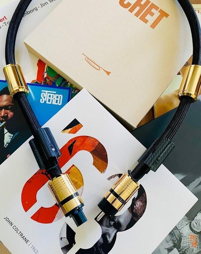 Esprit Audio trình làng dây nguồn hi-end L'Esprit