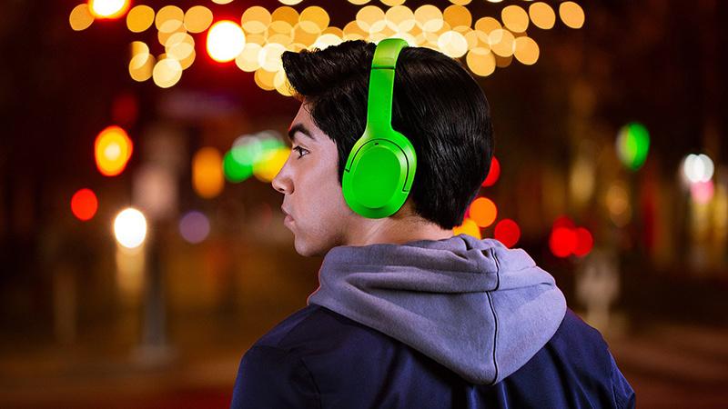 Razer ra mắt Opus X: Giá rẻ hơn Opus, vẫn có ANC và Bluetooth LL