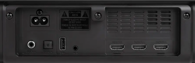 Monoprice SB-300: Loa soundbar 2.1 có Virtual Dolby Atmos dành cho phân khúc bình dân
