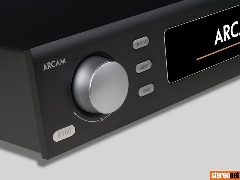 Chứng chỉ Roon Ready nay đã có trên Arcam ST60 và JBL SA750