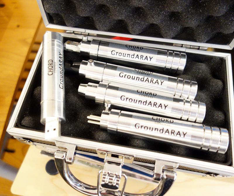 Chord Company ra mắt bộ sản phẩm khử nhiễu độc đáo GroundARAY