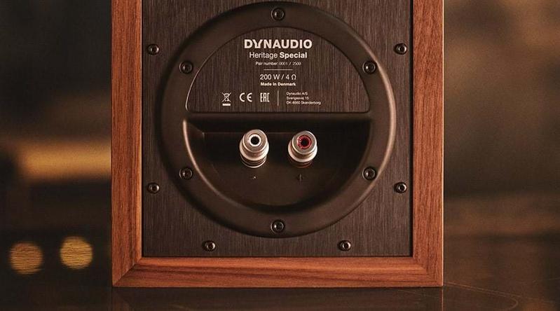 Dynaudio Heritage Special: Tôn vinh mọi giá trị lịch sử của Dynaudio