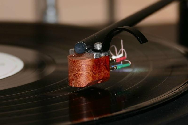 Charisma Audio trình làng cartridge MC ECO