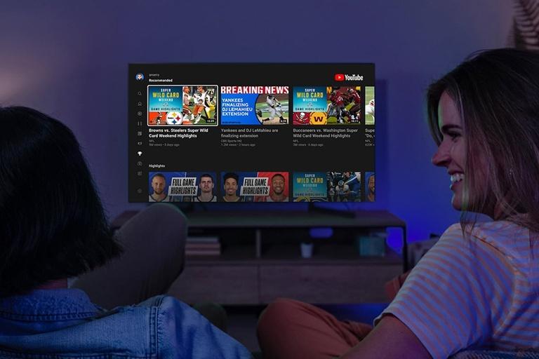 YouTube TV bổ sung Dolby 5.1, ra mắt add-on 4K Plus kèm chế độ xem offline