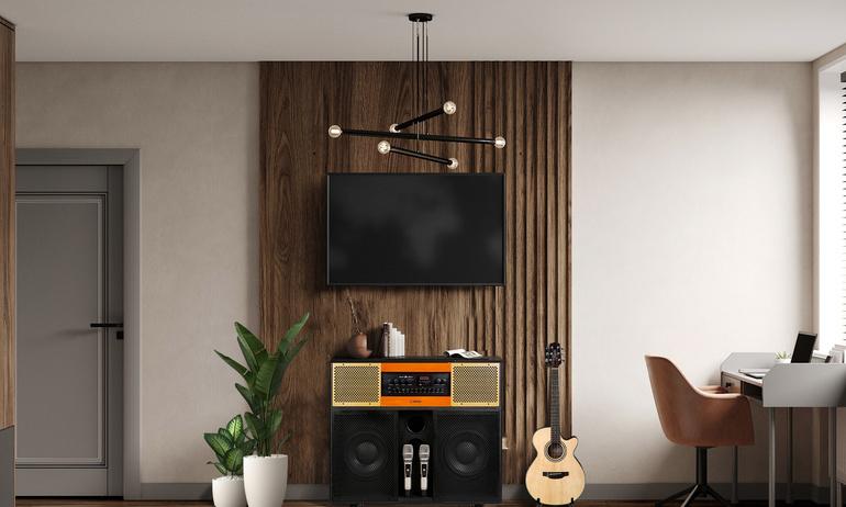 Home Station 10: Hệ thống all-in-one đáp ứng mọi nhu cầu giải trí tại gia