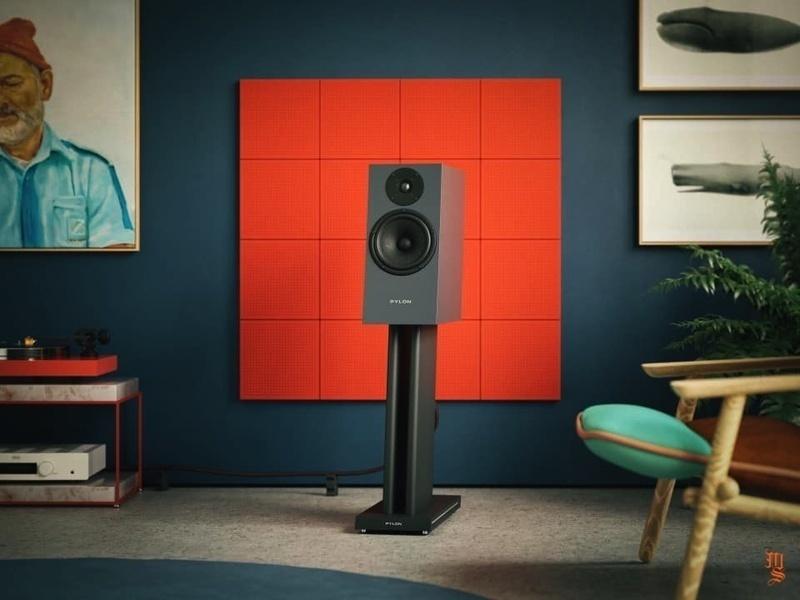 Pylon Audio bổ sung đôi bookshelf Monitor 18 cho dòng loa Jasper Series