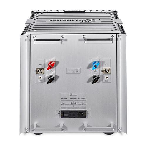 909 MK5: Ampli công suất đầu bảng của thương hiệu hi-end Burmester