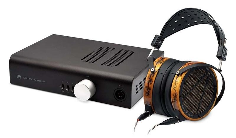 Audeze trình làng tai nghe LCD-R dành riêng cho headamp Schiit Jotunheim-A
