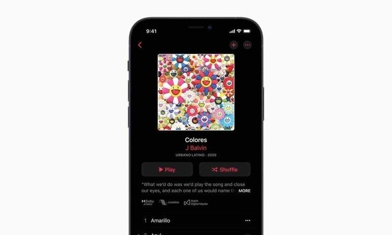 Apple Music trên Android nay đã có nhạc lossless và Spatial Audio