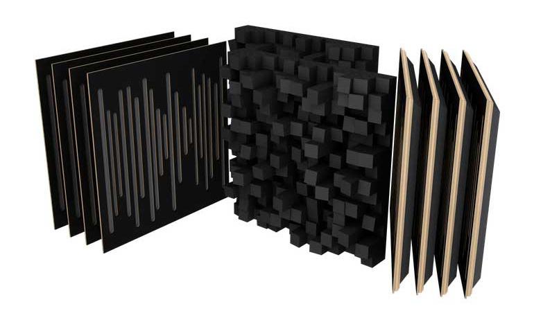 Vic Studio Box: Bộ sản phẩm xử lý âm học đến từ Bồ Đào Nha