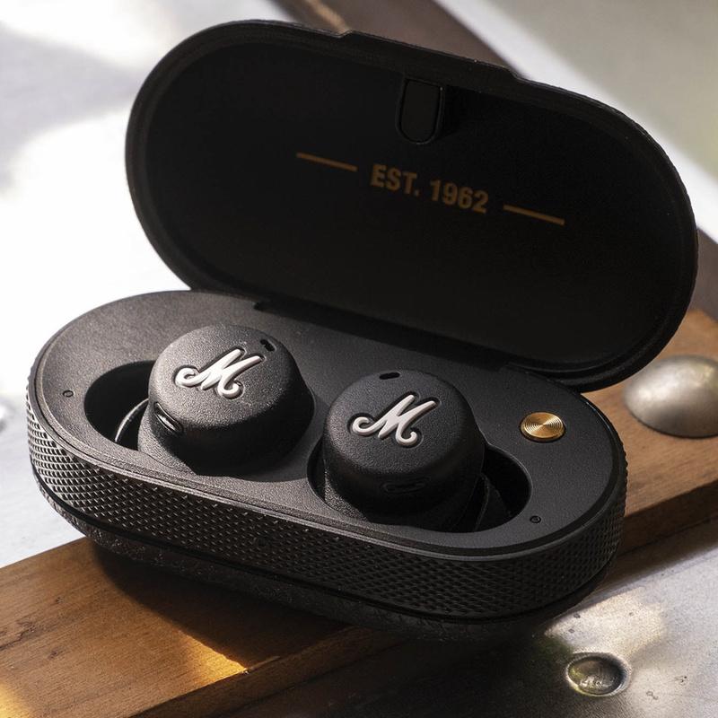 Marshall chính thức ra mắt tai nghe true-wireless Mode II