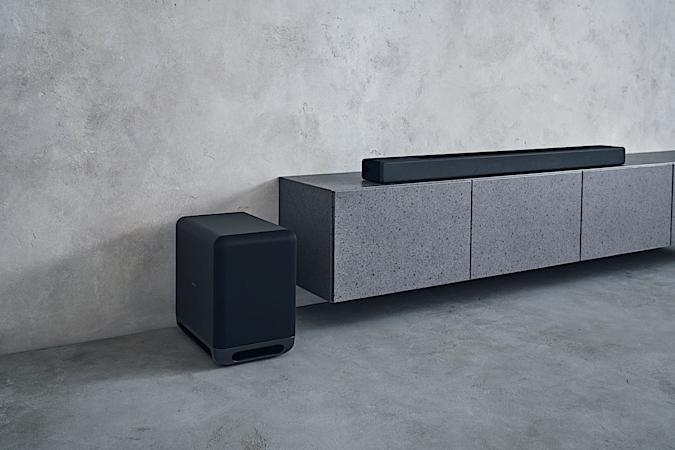 Sony giới thiệu loa soundbar đầu bảng HT-A7000: Hỗ trợ Dolby Atmos, DTS:X, trang bị HDMI 2.1