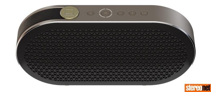 Dali hé lộ loa di động Katch G2: Pin 30 tiếng, hỗ trợ aptX HD, kết nối nhanh qua NFC