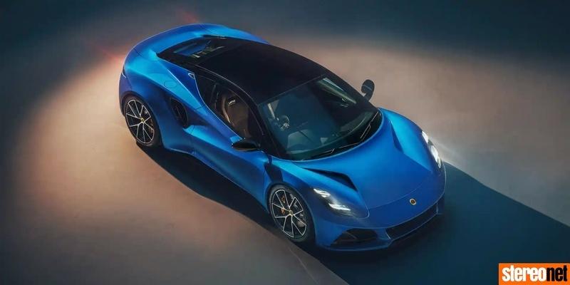 Lotus ra mắt siêu xe thể thao Emira với hệ thống âm thanh do KEF phát triển