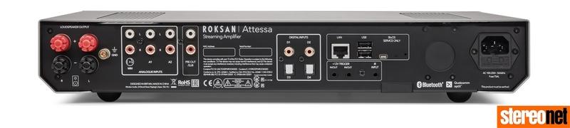 Roksan giới thiệu dòng sản phẩm mới Attessa Series cho năm 2021
